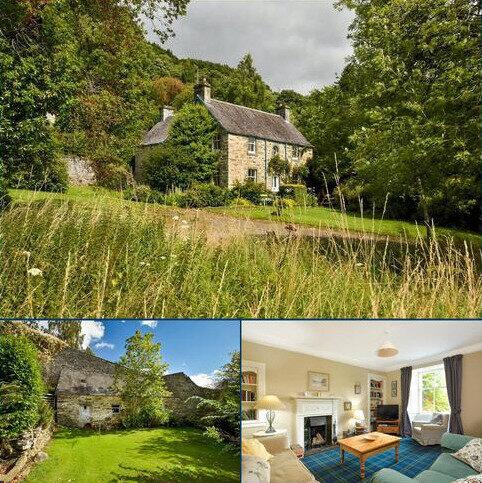 3 bedroom detached house for sale - Garden House, Castle Menzies, Aberfeldy, Perthshire, PH15
