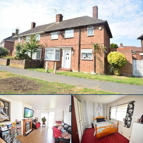 3 bedroom semi-detached house for sale - Hawthorne Crescent, Slough, SL1