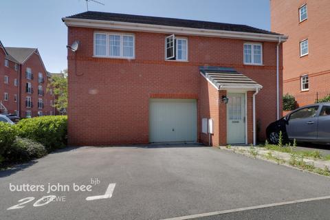 2 bedroom maisonette for sale - Blount Close, Crewe