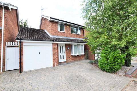 3 bedroom detached house for sale - Edendale Road, Cheltenham, Gloucestershire , GL51 0TY