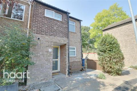 2 bedroom terraced house to rent - Ainsworth Court, Cambridge