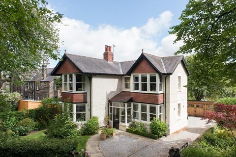 4 bedroom detached house - Langcliffe Avenue, Harrogate, North Yorkshire, HG2