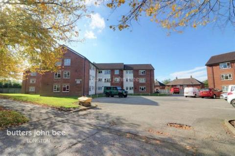 1 bedroom flat for sale - Bell House, Ripon Road, Blurton, ST3 3BW