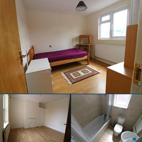 6 bedroom terraced house to rent - vernon rd , luton  LU1