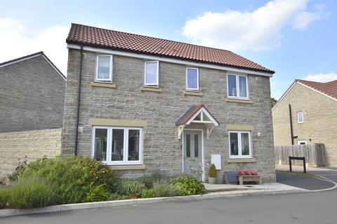 3 bedroom detached house for sale - Orchid Way, Writhlington, Radstock, Somerset, BA3