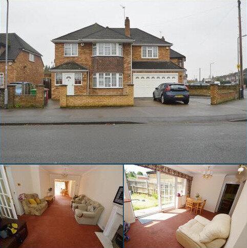 4 bedroom detached house for sale - Quaves Road, Langley, SL3