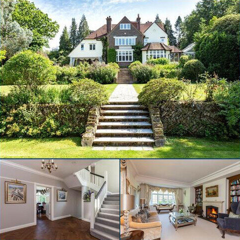 6 bedroom detached house for sale - Heath House Road, Worplesdon Hill, Woking, Surrey, GU22