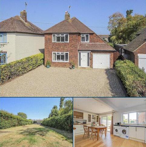 4 bedroom detached house for sale - Cove Road, Rustington, West Sussex, BN16