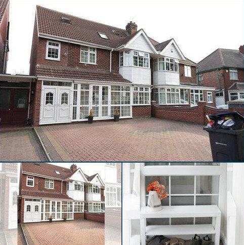 6 bedroom semi-detached house for sale - Douglas avenue, Birmingham B36