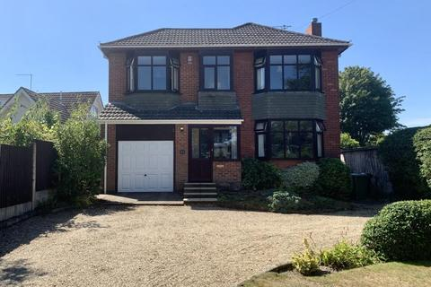4 bedroom detached house for sale - Merley Lane,Wimborne, Dorset, BH21 1RZ