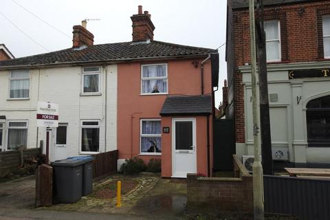 2 bedroom terraced house to rent - Haylings Road, Leiston