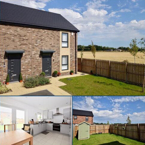 3 bedroom semi-detached house for sale - Hockling Close, Pocklington