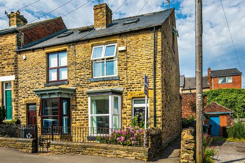 3 bedroom end of terrace house for sale - Toftwood Road, Crookes