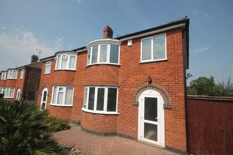 3 bedroom semi-detached house to rent - Croft Drive, Wigston