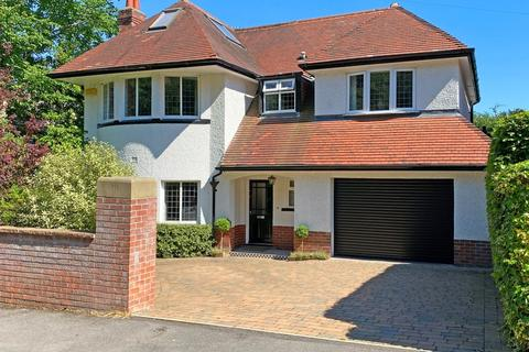 5 bedroom detached house for sale - Harlow Moor Drive, Harrogate