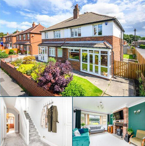 3 bedroom semi-detached house for sale - Newall Carr Road, Otley