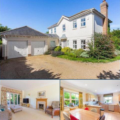 4 bedroom detached house for sale - Kintbury Square, Kintbury, Hungerford, Berkshire, RG17