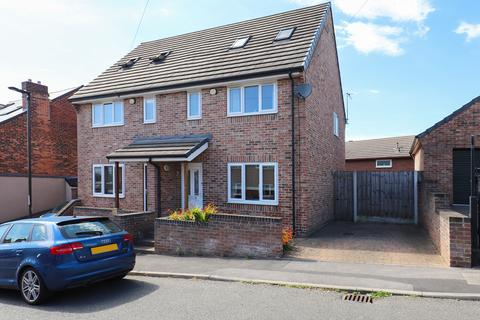 3 bedroom semi-detached house for sale - Station Lane, New Whittington, Chesterfield