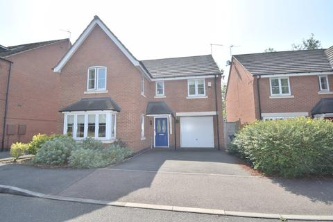 4 bedroom detached house for sale - Danbury Place, Humberstone, Leicester