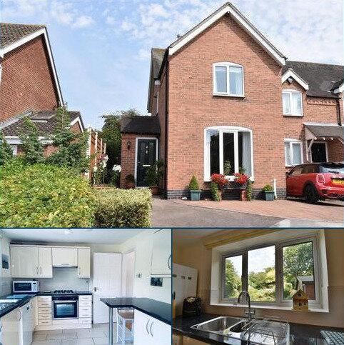 2 bedroom end of terrace house for sale - Blacksmiths Lane, Newton Solney