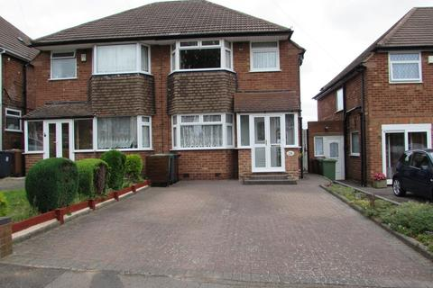 3 bedroom semi-detached house for sale - Wichnor Road, Solihull