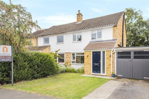 3 bedroom semi-detached house for sale - Evans Road, Eynsham, Witney, Oxfordshire, OX29