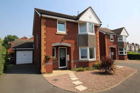 4 bedroom detached house for sale - Squirrel Way, Loughborough