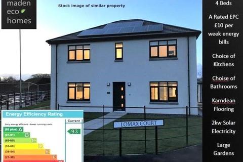 4 bedroom detached house for sale - Plots 19/20, Taylors Gardens, Berwick-upon-Tweed, Northumberland