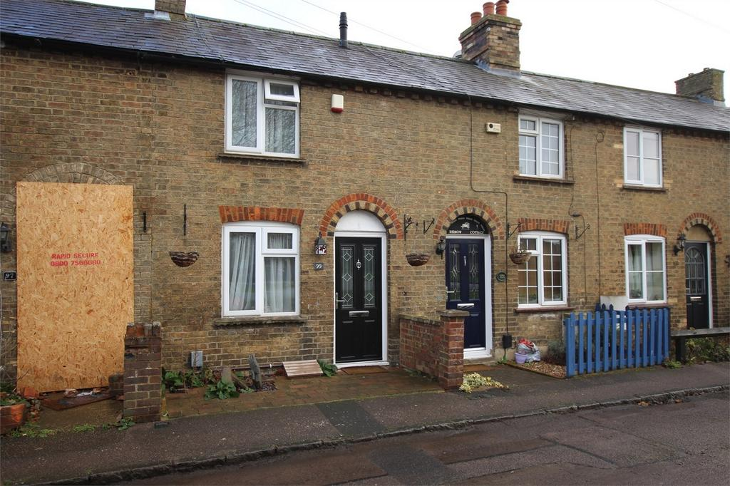 2 Bedrooms Terraced House for sale in High Street, Langford, Bedfordshire