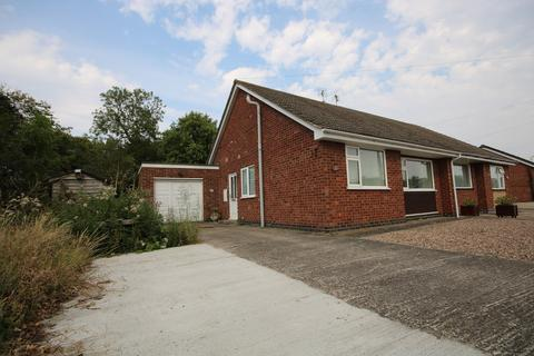 2 bedroom semi-detached bungalow for sale - Hall Drive, Asfordby