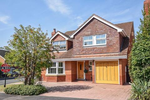 4 bedroom detached house for sale - Sunnybank Close, Aldridge / Streetly Boarder