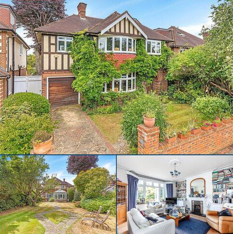 5 bedroom detached house for sale - Orchard Rise, Richmond, Surrey, TW10