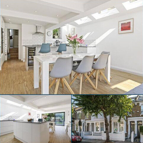4 bedroom terraced house for sale - Highbury Hill, London, N5