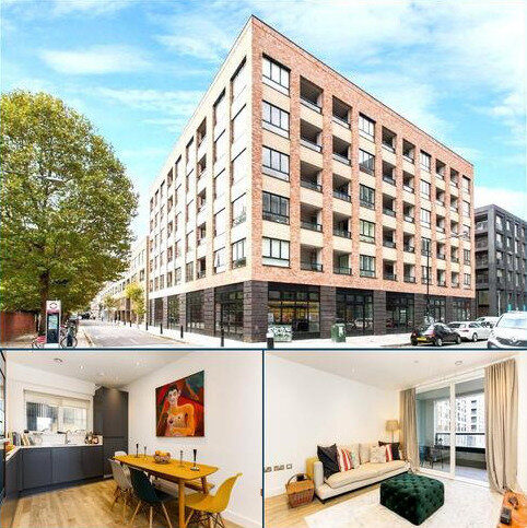 1 bedroom flat for sale - Ardens Building, 7 Wyke Road, London, E3
