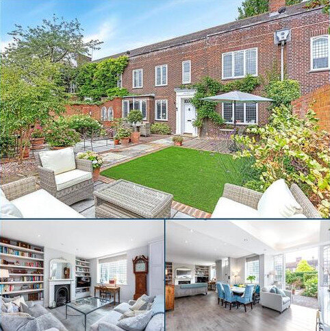 2 bedroom terraced house for sale - Stable Cottages, Old Palace Yard, Richmond, Surrey, TW9