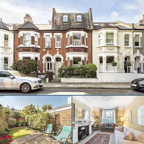 4 bedroom terraced house for sale - Clancarty Road, London, SW6