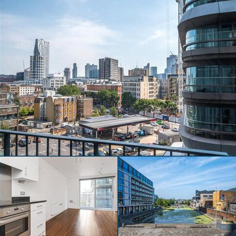 1 bedroom flat for sale - City Road, Shoreditch, London, EC1V