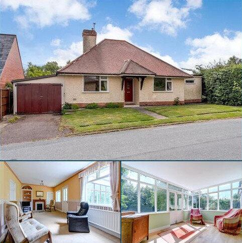 3 bedroom detached bungalow for sale - Park Avenue, Plumtree Park, Keyworth, Nottingham, NG12