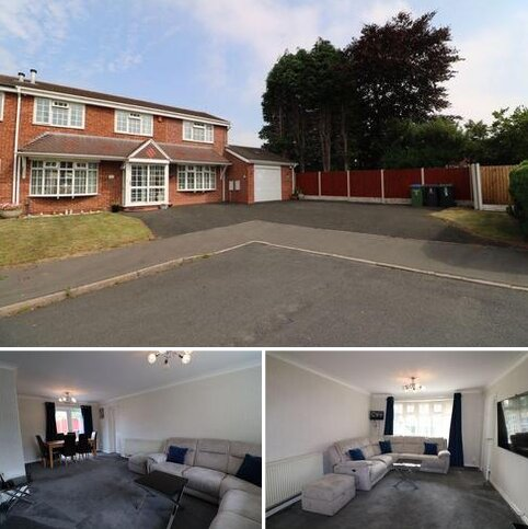 5 bedroom semi-detached house for sale - De Marnham Close, West Bromwich