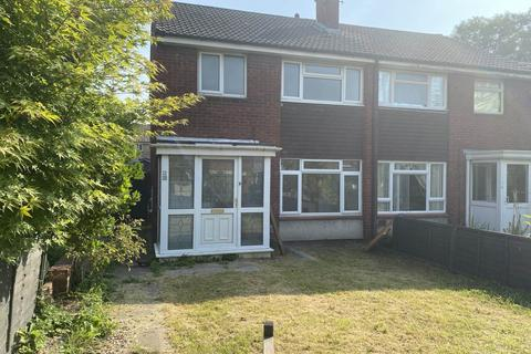 3 bedroom end of terrace house to rent - Weedon Close, St Werburghs, Bristol