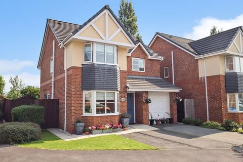 4 bedroom detached house for sale - Rivenmill Close, Widnes