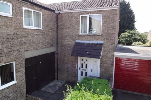 2 bedroom terraced house for sale - Breedon Close, Corby