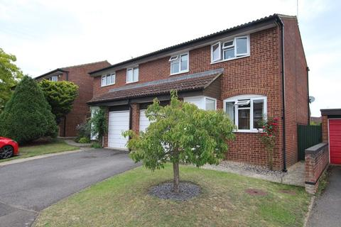 3 bedroom semi-detached house for sale - Tichborne, THAME, OX9