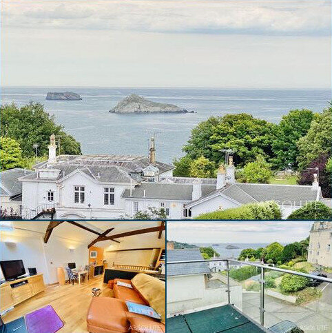 2 bedroom apartment for sale - Daddyhole Road, Torquay