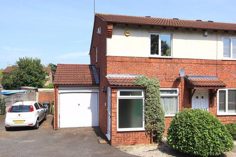2 bedroom end of terrace house for sale - PENDEFORD, Tyning Close