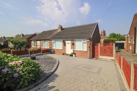 3 bedroom semi-detached bungalow for sale - Thornholme Road, Marple, Stockport, SK6