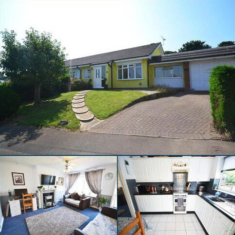 3 bedroom semi-detached bungalow for sale - St Daniels Drive, Pembroke