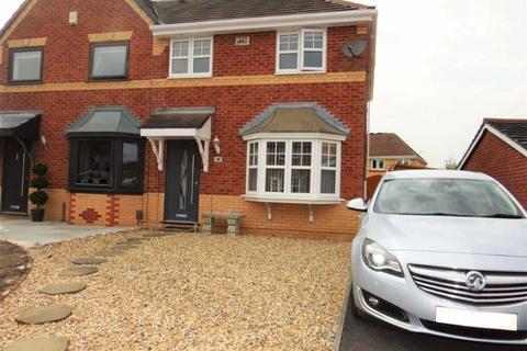 3 bedroom semi-detached house for sale - Hobby Grove, Leigh, Lancashire