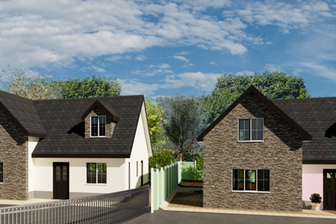 4 bedroom detached house for sale - Caerberllan, Newcastle Emlyn, SA38