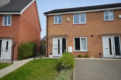 3 bedroom townhouse to rent - Horwood Drive, Wilford